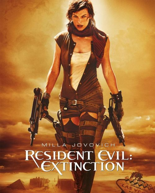 RESIDENT EVIL REVIEW: There is no escape from society!